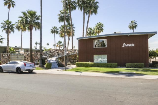 6805 E 2ND Street #2, Scottsdale, AZ 85251 (MLS #5925171) :: The W Group