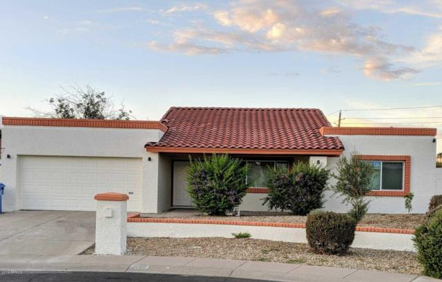 552 E Rosemonte Drive, Phoenix, AZ 85024 (MLS #5925386) :: CC & Co. Real Estate Team
