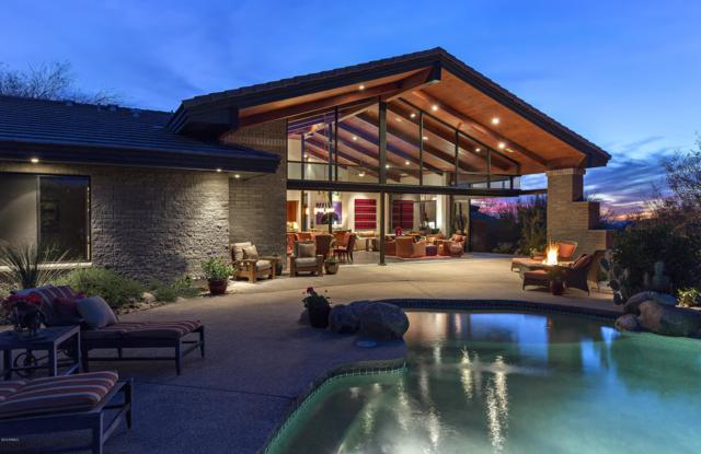 9490 E Celestial Drive, Scottsdale, AZ 85262 (MLS #5926056) :: Brett Tanner Home Selling Team