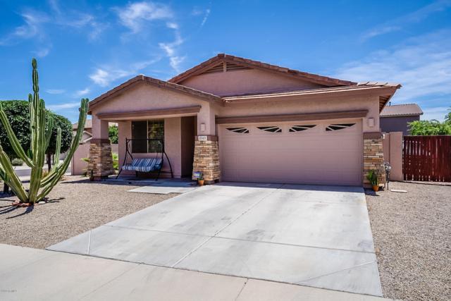 2743 N 153RD Drive, Goodyear, AZ 85395 (MLS #5926397) :: CC & Co. Real Estate Team