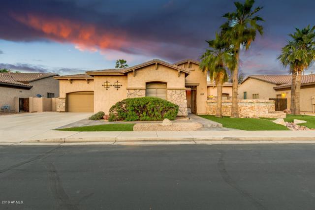 5359 S Dragoon Drive, Chandler, AZ 85249 (MLS #5926430) :: CC & Co. Real Estate Team