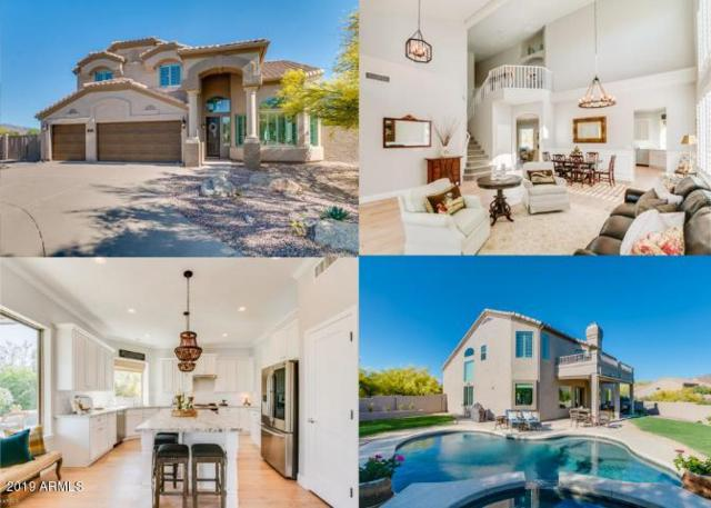 8297 E Rowel Road, Scottsdale, AZ 85255 (MLS #5926869) :: The Wehner Group