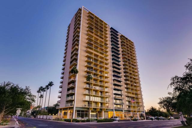 207 W Clarendon Avenue H17, Phoenix, AZ 85013 (MLS #5926947) :: CC & Co. Real Estate Team