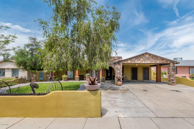 5750 N 42ND Lane, Phoenix, AZ 85019 (MLS #5927397) :: CC & Co. Real Estate Team