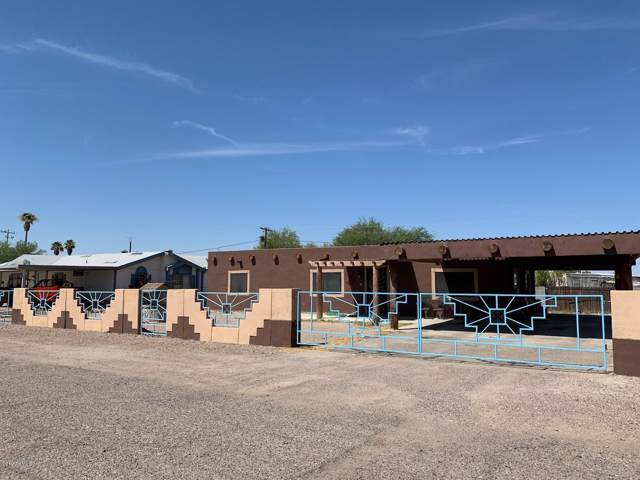 206 N Hopi Street, Gila Bend, AZ 85337 (MLS #5927543) :: The W Group