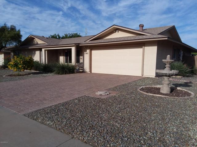 17411 N Foothills Drive, Sun City, AZ 85373 (MLS #5927732) :: Kepple Real Estate Group