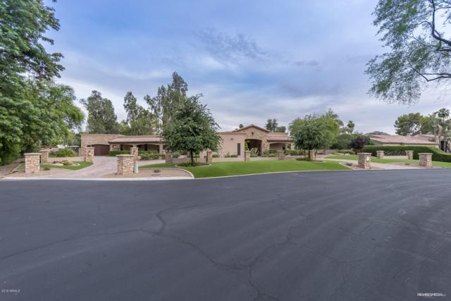 7121 E Oakmont Drive, Paradise Valley, AZ 85253 (MLS #5927799) :: CC & Co. Real Estate Team