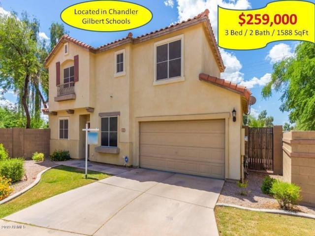 669 E Los Arboles Place, Chandler, AZ 85225 (MLS #5927809) :: Brett Tanner Home Selling Team