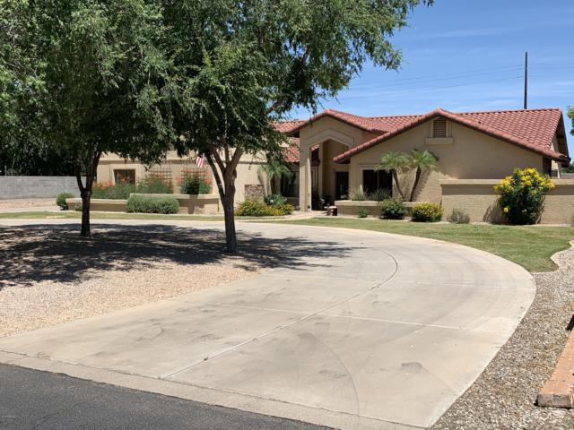 1526 E Longhorn Drive, Chandler, AZ 85286 (MLS #5928219) :: CC & Co. Real Estate Team