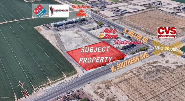 250XX W Southern Avenue, Buckeye, AZ 85326 (MLS #5929960) :: Lifestyle Partners Team