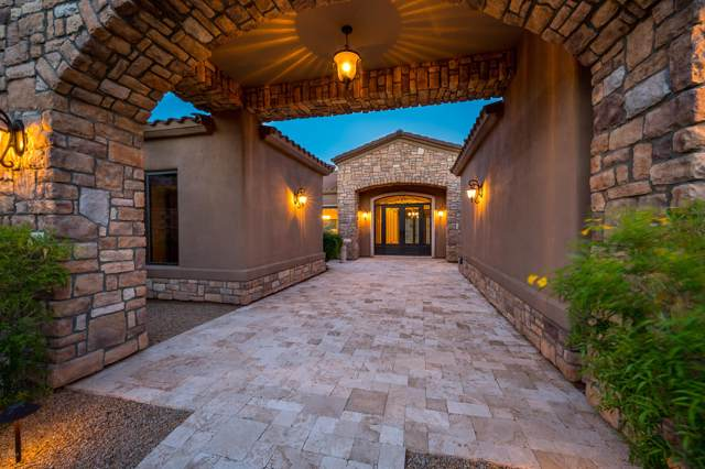 11007 N Crestview Drive, Fountain Hills, AZ 85268 (MLS #5930437) :: The W Group