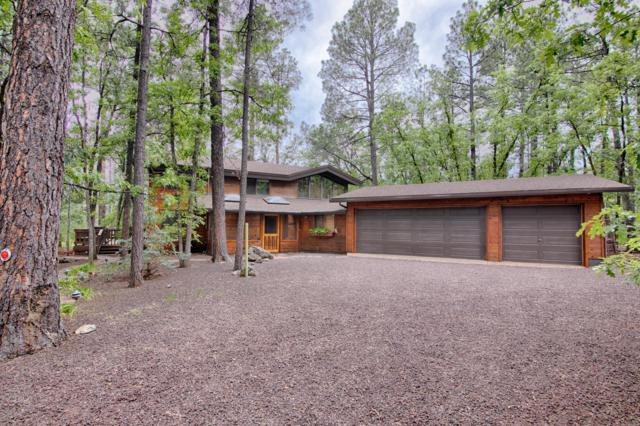 3332 White Oak Drive, Pinetop, AZ 85935 (MLS #5931426) :: Riddle Realty Group - Keller Williams Arizona Realty