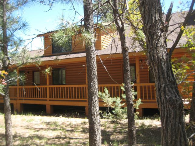 5881 Knollwood Drive, Happy Jack, AZ 86024 (MLS #5931655) :: Homehelper Consultants