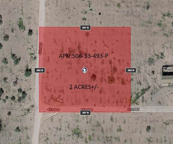 3928 N 433RD Avenue, Tonopah, AZ 85354 (MLS #5931978) :: Brett Tanner Home Selling Team