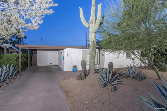 4653 E Montecito Avenue, Phoenix, AZ 85018 (MLS #5934385) :: CC & Co. Real Estate Team