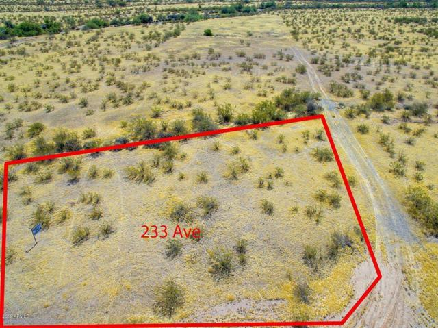 321 N 233 Avenue, Wittmann, AZ 85361 (MLS #5934685) :: Revelation Real Estate