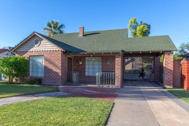338 W Lewis Avenue, Phoenix, AZ 85003 (MLS #5934699) :: Lifestyle Partners Team