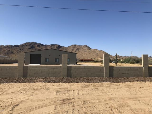 7467 W Hunt Highway, Queen Creek, AZ 85142 (MLS #5935014) :: Revelation Real Estate