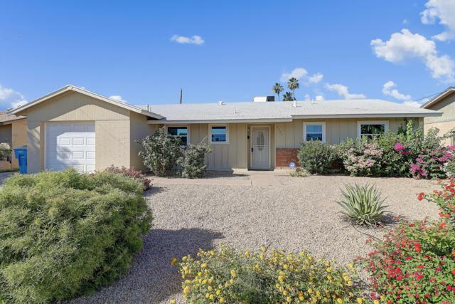 2525 W Windrose Drive, Phoenix, AZ 85029 (MLS #5935571) :: The W Group