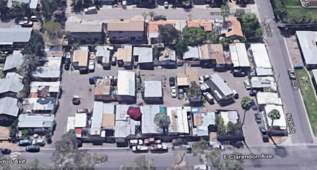 2601 E Clarendon Avenue Lot, Phoenix, AZ 85016 (MLS #5935723) :: The Pete Dijkstra Team