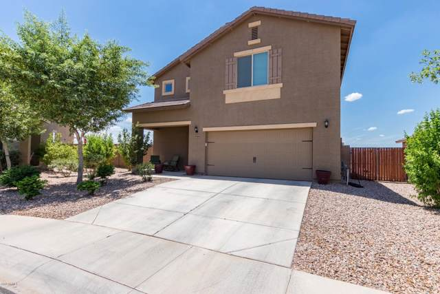 20326 N Mac Neil Street, Maricopa, AZ 85138 (MLS #5935949) :: Revelation Real Estate