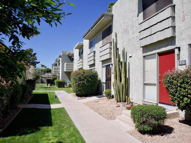 4610 N 68TH Street #417, Scottsdale, AZ 85251 (MLS #5936347) :: Kortright Group - West USA Realty