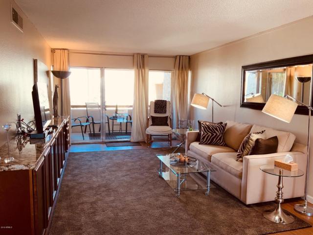 7625 E Camelback Road A437, Scottsdale, AZ 85251 (MLS #5936354) :: Kepple Real Estate Group