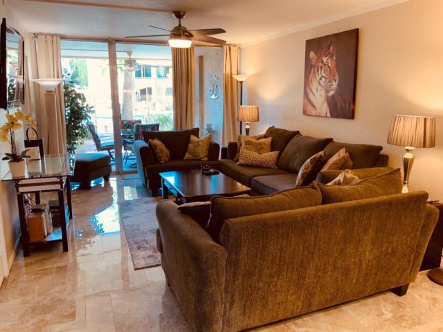 7625 E Camelback Road B136, Scottsdale, AZ 85251 (MLS #5936357) :: Brett Tanner Home Selling Team