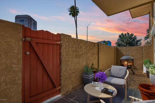 355 E Thomas Road B102, Phoenix, AZ 85012 (MLS #5936696) :: Phoenix Property Group