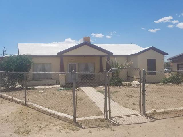 1610 N Sulphur Springs Street, Douglas, AZ 85607 (MLS #5937104) :: The W Group