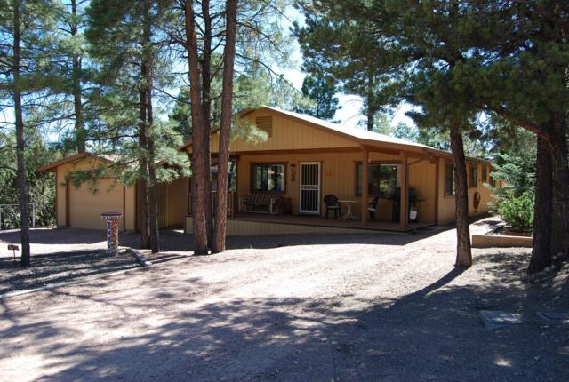 3442 Quail Run Road, Heber, AZ 85928 (MLS #5937644) :: Team Wilson Real Estate