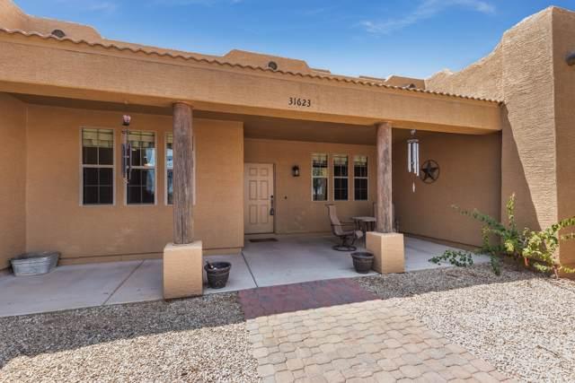 31623 W Grant Street, Buckeye, AZ 85326 (MLS #5937994) :: Riddle Realty Group - Keller Williams Arizona Realty