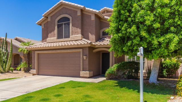 9652 E Ludlow Drive, Scottsdale, AZ 85260 (MLS #5938235) :: The Bill and Cindy Flowers Team