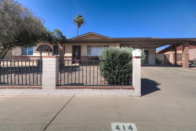 414 E Viola Street, Casa Grande, AZ 85122 (MLS #5938303) :: Occasio Realty
