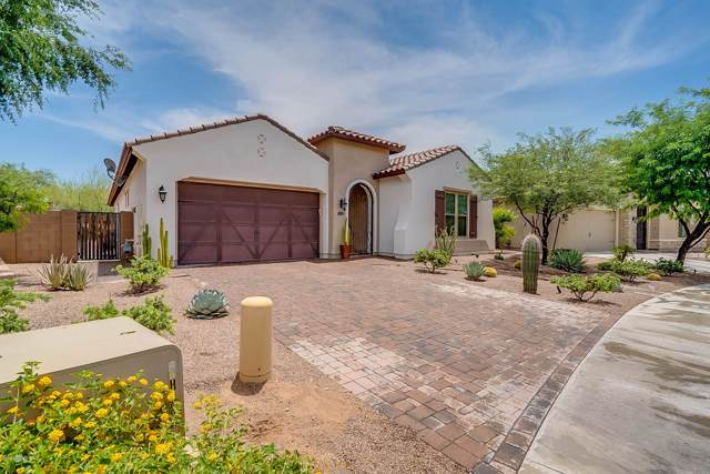 5327 E Milton Drive, Cave Creek, AZ 85331 (MLS #5939037) :: The Daniel Montez Real Estate Group