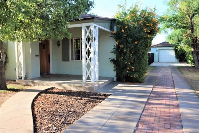 729 W Portland Street, Phoenix, AZ 85007 (MLS #5939153) :: CC & Co. Real Estate Team