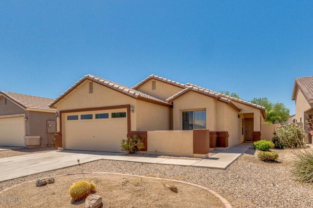 2751 E Silversmith Trail, San Tan Valley, AZ 85143 (MLS #5939518) :: The Pete Dijkstra Team