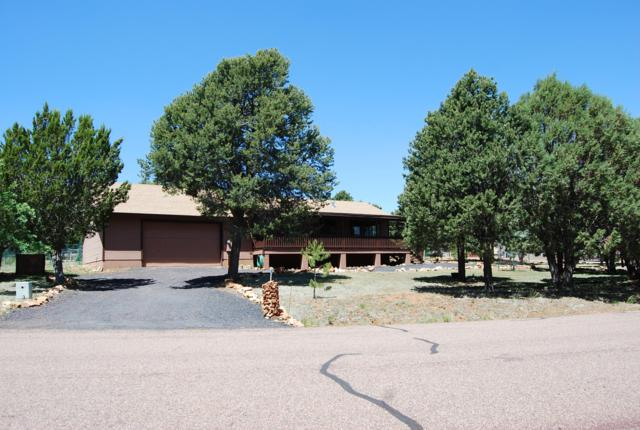 3472 High Country Drive, Heber, AZ 85928 (MLS #5939519) :: Riddle Realty