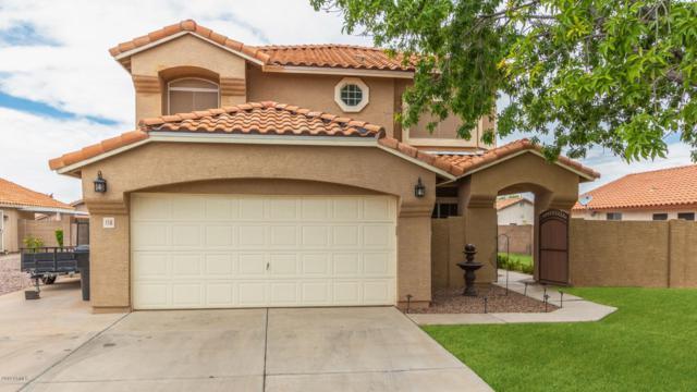 150 S Norfolk Circle, Mesa, AZ 85206 (MLS #5940234) :: Brett Tanner Home Selling Team