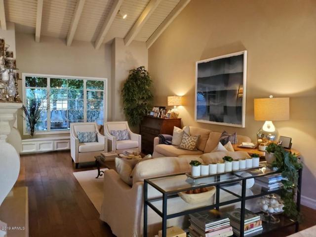 6701 N Scottsdale Road #7, Scottsdale, AZ 85250 (MLS #5940341) :: Brett Tanner Home Selling Team
