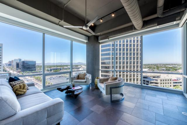 1 E Lexington Avenue #910, Phoenix, AZ 85012 (MLS #5942257) :: The Property Partners at eXp Realty