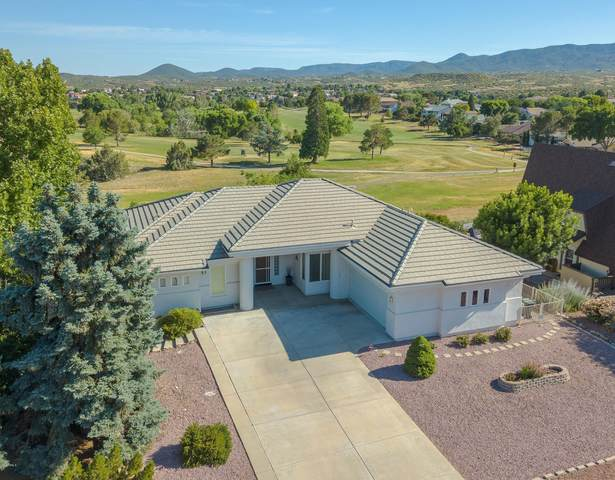 11369 E Manzanita Trail, Dewey, AZ 86327 (MLS #5943063) :: Riddle Realty Group - Keller Williams Arizona Realty