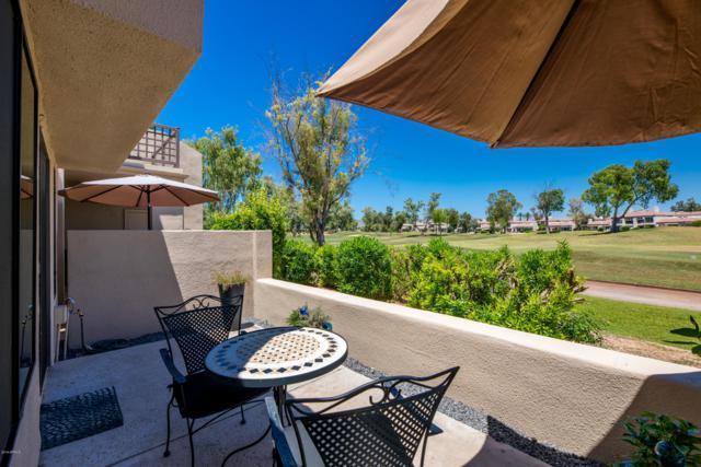 7272 E Gainey Ranch Road #10, Scottsdale, AZ 85258 (MLS #5943523) :: Revelation Real Estate