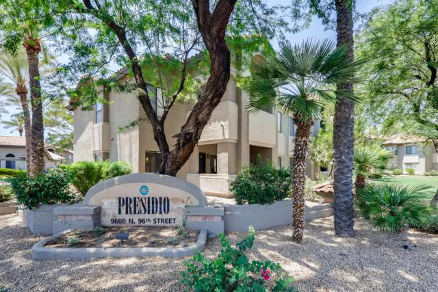 9600 N 96th Street #139, Scottsdale, AZ 85258 (MLS #5944473) :: Kepple Real Estate Group