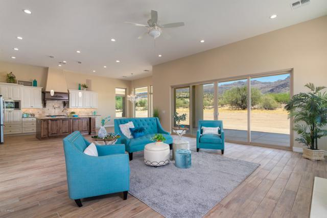 9656 E Broken Arrow, Gold Canyon, AZ 85118 (MLS #5944705) :: Arizona 1 Real Estate Team