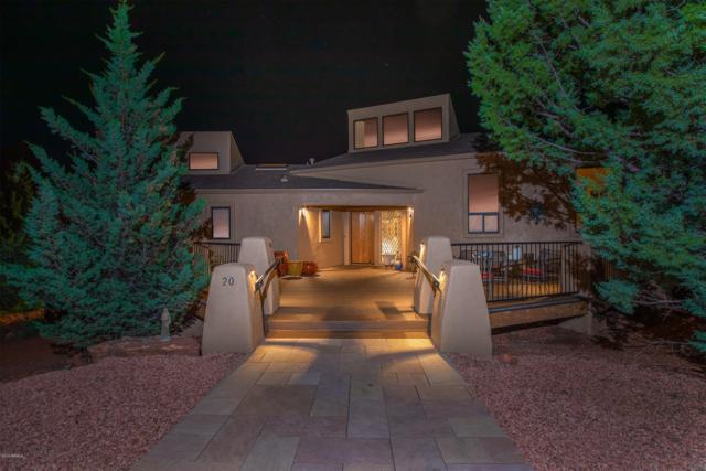 20 Shadow Circle, Sedona, AZ 86336 (MLS #5944952) :: The Kenny Klaus Team