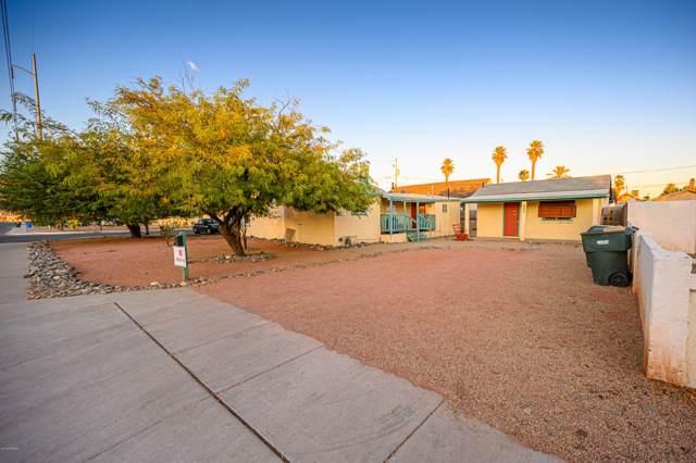215 W Hadley Street, Phoenix, AZ 85003 (MLS #5945599) :: The Kenny Klaus Team