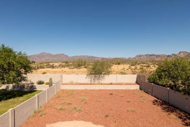 18340 E El Amancer, Gold Canyon, AZ 85118 (MLS #5946890) :: The Kenny Klaus Team