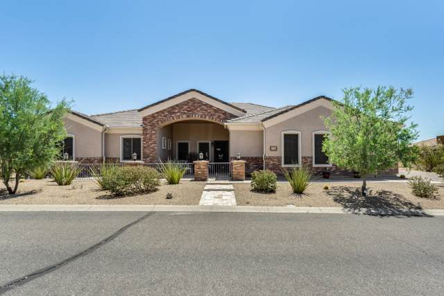 2119 N Woodruff, Mesa, AZ 85207 (MLS #5947119) :: Brett Tanner Home Selling Team