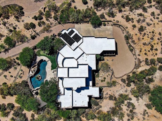 10004 E Santa Catalina Drive #6, Scottsdale, AZ 85255 (MLS #5947238) :: The W Group